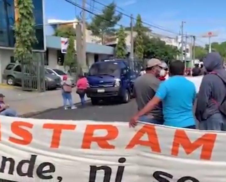 ASTRAM denuncia nuevos despidos en la alcaldía de San Salvador