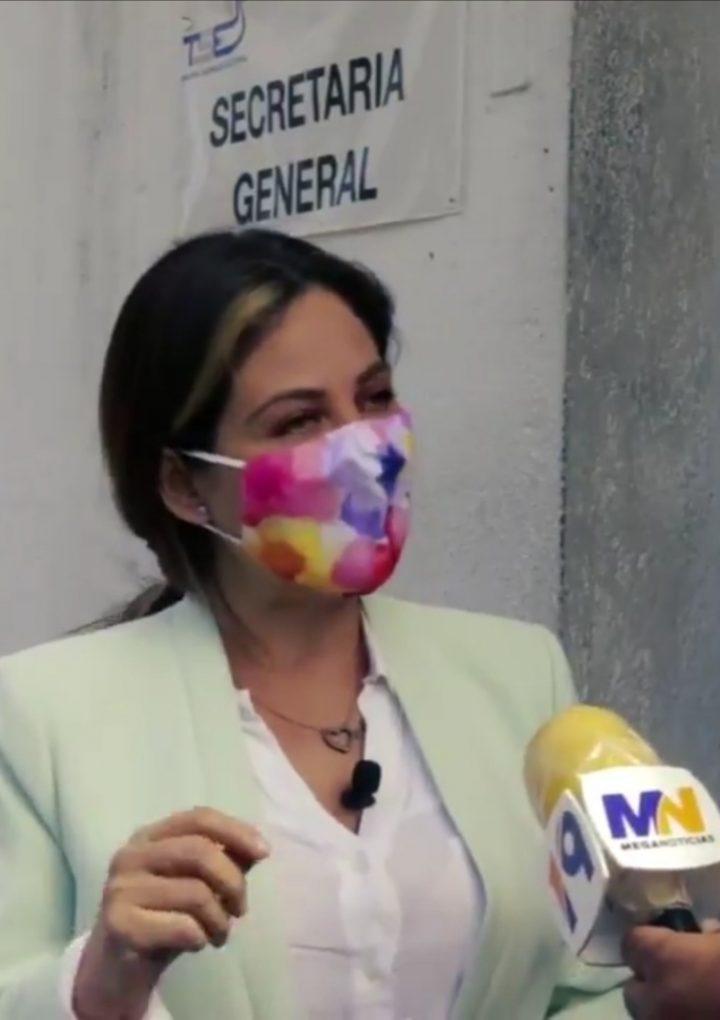 Presenta nulidad de inscripción de candidatura de Romeo Alexander Auerbach Flores
