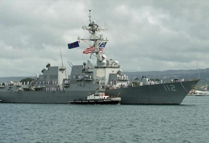 Nuevos contagios de Covid en militares marinos de Estados Unidos