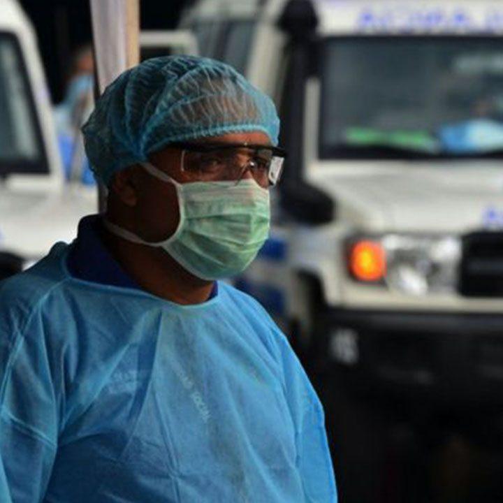 Médicos caen y reclaman por la atención de Covid en Honduras