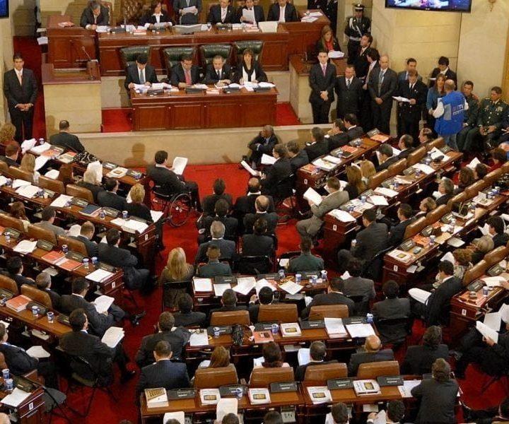 Colombia forma coaliación de congresistas para el 2022