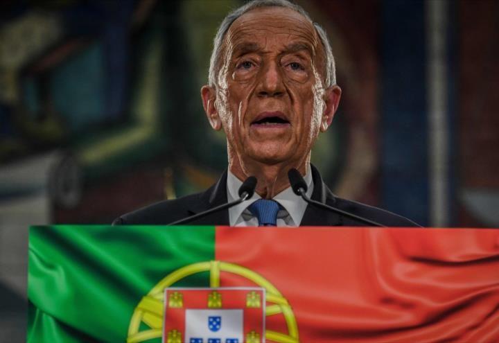 Rebelo de Sousa es nuevamente presidente de Portugal