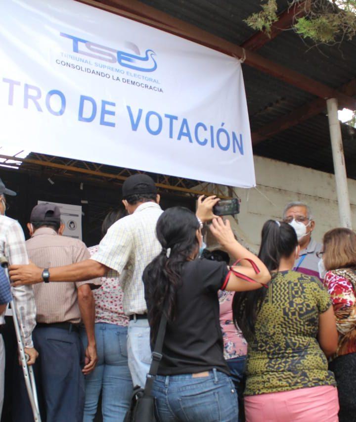 Abren elecciones en Ciudad Delgado