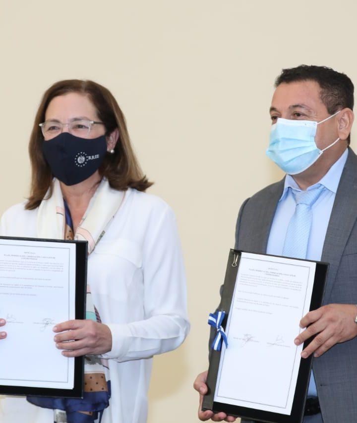 Firmaron convenio para fortalecer el Programa de Migración Laboral