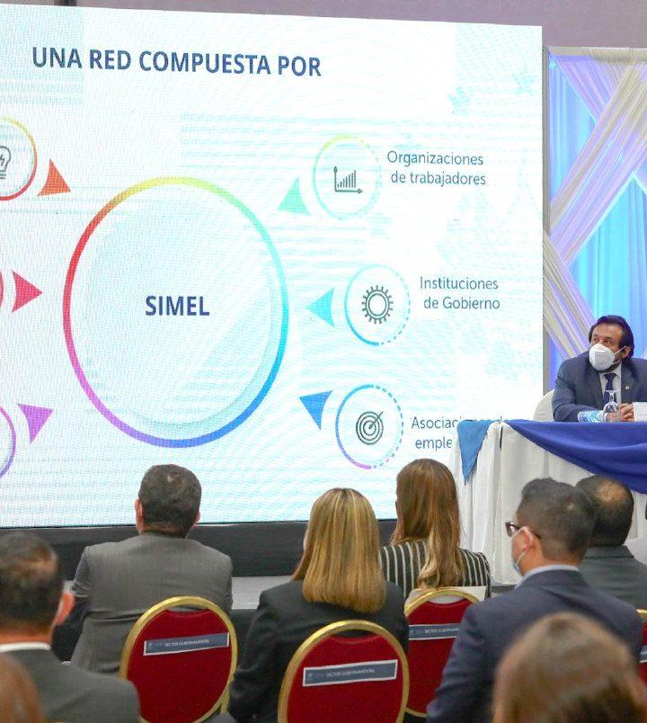 Presentan Sistema de Información del Mercado Laboral (SIMEL)