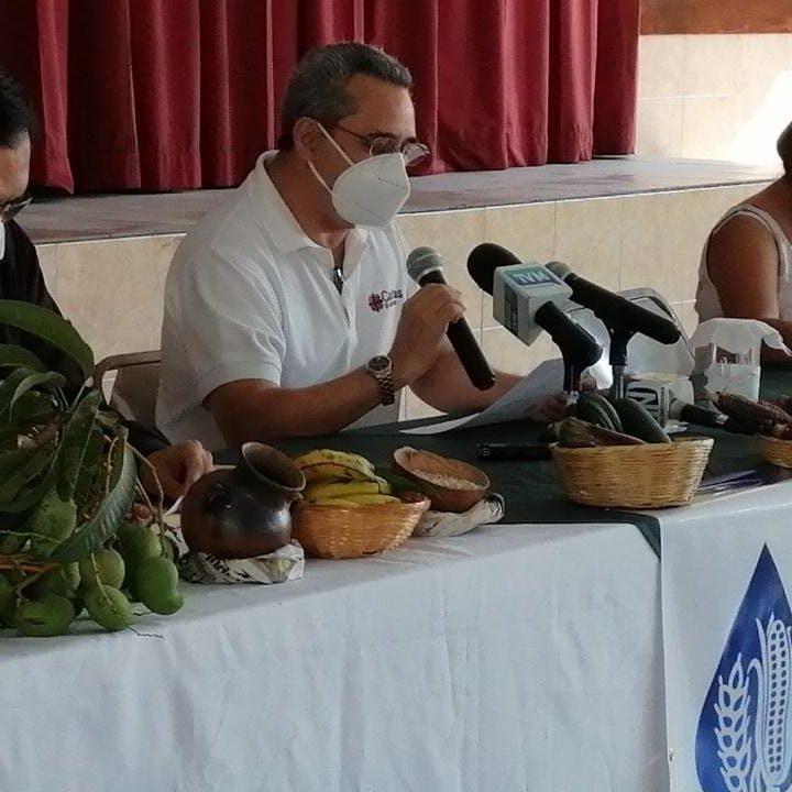 Lanzan  campaña por la Ratificación de las Reformas de la Constitución relativas al Derecho al Agua y la Alimentación