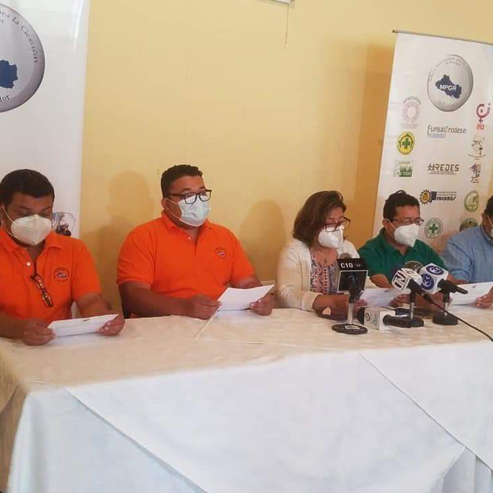 Demanda al  Estado salvadoreño y de los actuales candidatos a diputados compromisos en la gestión de riesgos