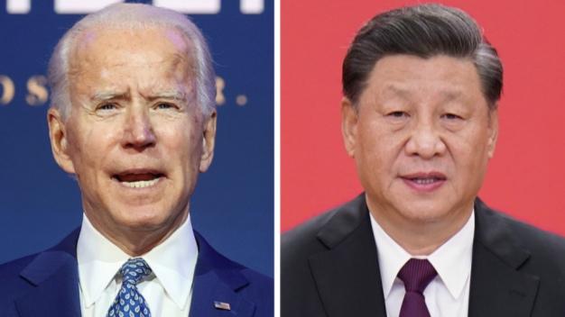 El presidente estadounidense, Joe Biden, habló por primera vez por teléfono con su homólogo chino, Xi Jinping, anunció la Casa Blanca