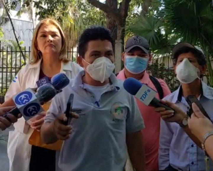 Interponer un recurso de amparo contra ANDA y el Ministerio de Obras Públicas