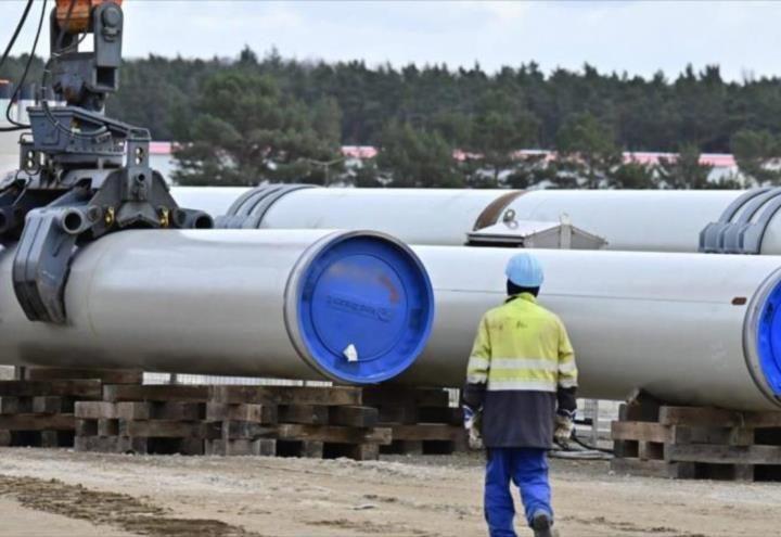 """Alemania ve """"injerencia"""" en las sanciones de EEUU a Nord Stream 2"""
