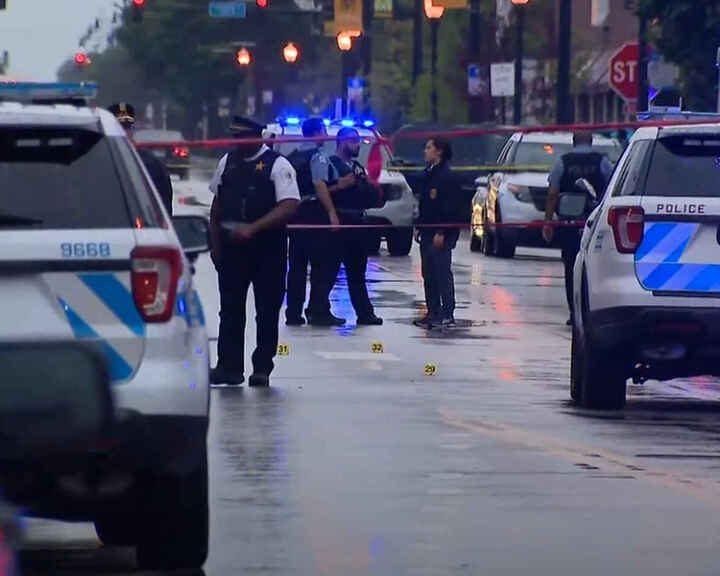 Tiroteo en Chicago se salda con dos muertos y 13 heridos