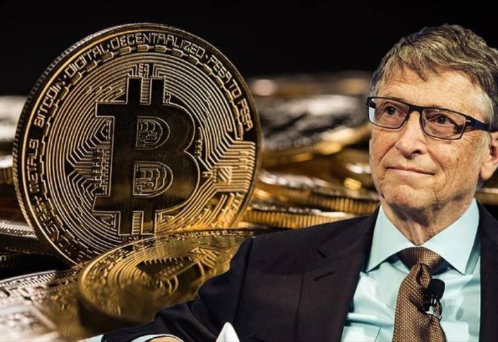 Bill Gates advierte que la criptomoneda bitcón es dañina