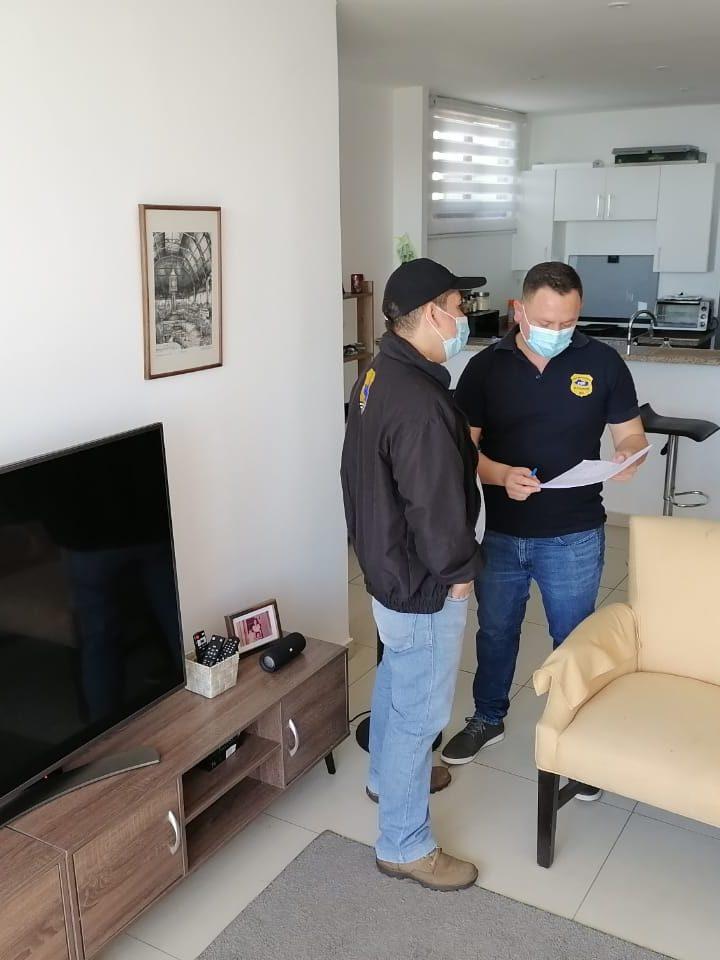 FGR materializa 11 bienes relacionados al caso de Sigfrido Reyes