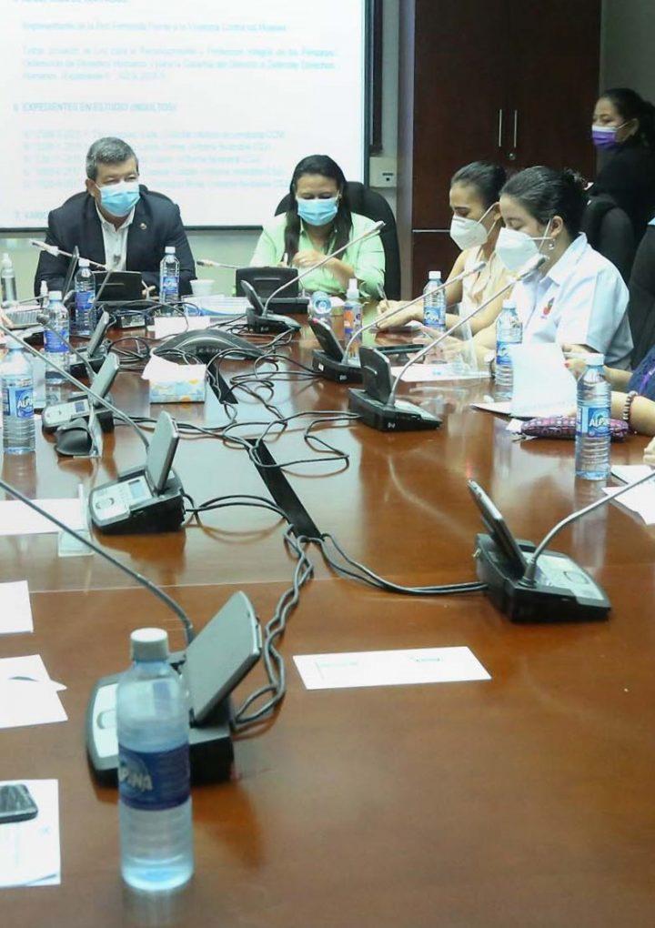 Ley de protección a defensores de derechos humanos pasa a consultas de grupos parlamentarios