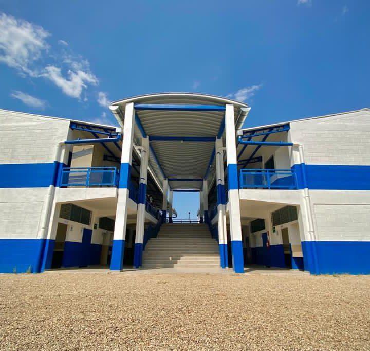 Inauguran Complejo Educativo Cantón El Zunzal, La Libertad