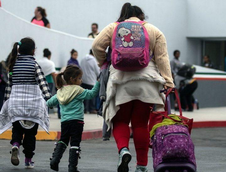La Administración Biden permitirá a los padres separados en la frontera que se reúnan con sus hijos en Estados Unidos