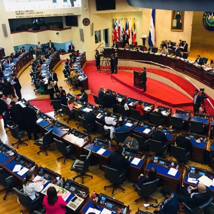 FGR realiza investigación sobre las plazas fantasmas de la Asamblea Legislativa