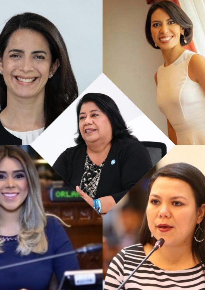 De 84 curules de la Asamblea Legislativa sólo 23 mujeres, logran posicionarse como diputadas
