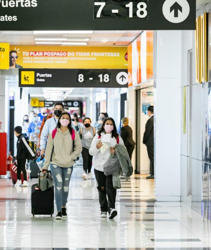 CEPA mantiene medidas de bioseguridad e ingreso en aeropuerto nacional