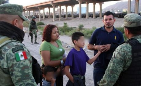 México despliega 12 mil soldados para frenar la migración ilegal