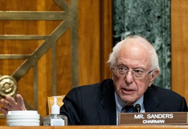 Sanders exige fin del apoyo de EEUU a ocupación israelí en Palestina