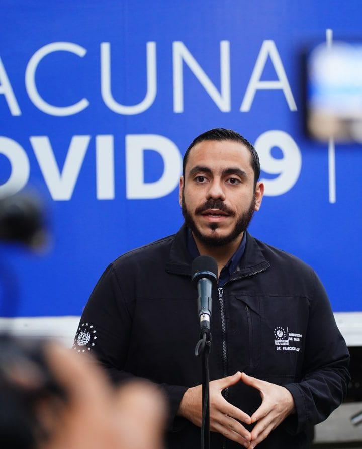 El Salvador ya cuenta con un nuevo sistema digital que contabilizará las personas que han sido inmunizadas