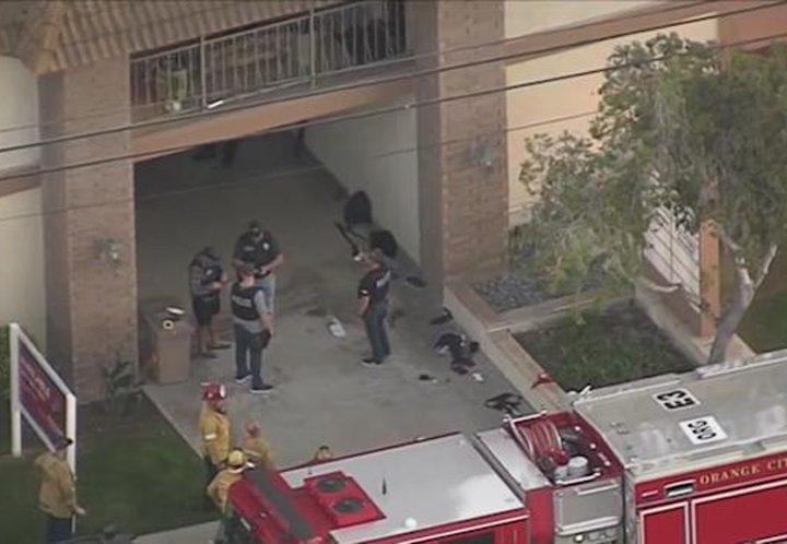 Tiroteo en California, EEUU, provoca cuatro muertos y dos heridos