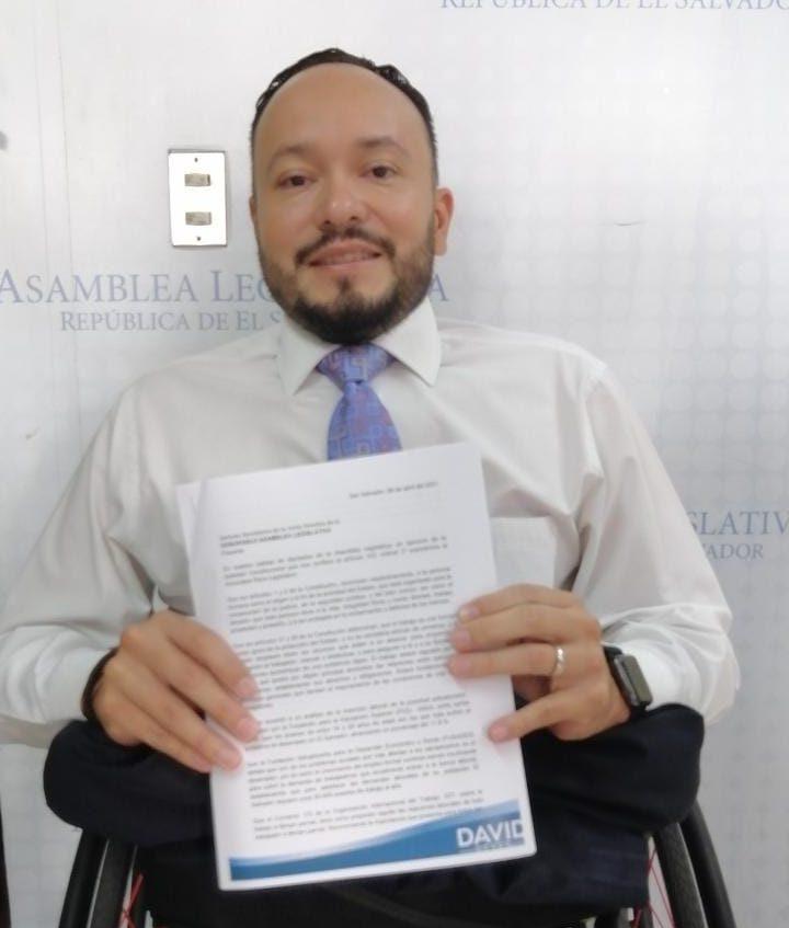 Presenta iniciativa De Ley Reguladora para el Contrato de Trabajo a Tiempo Parcial