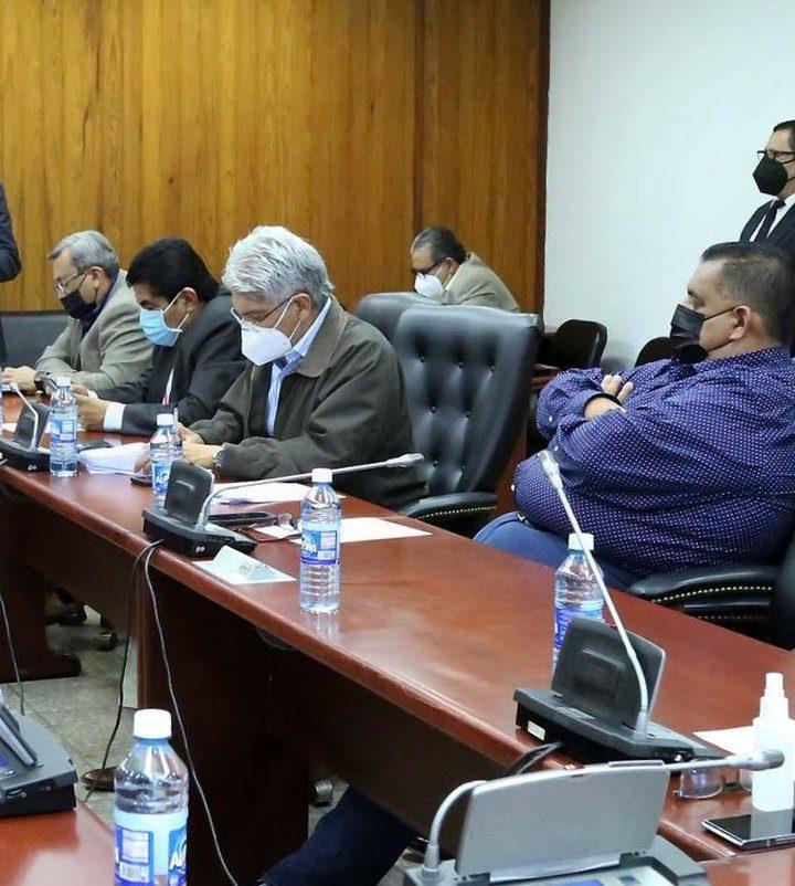 Comisión Política elige magistrados suplentes de la Corte Suprema de Justicia