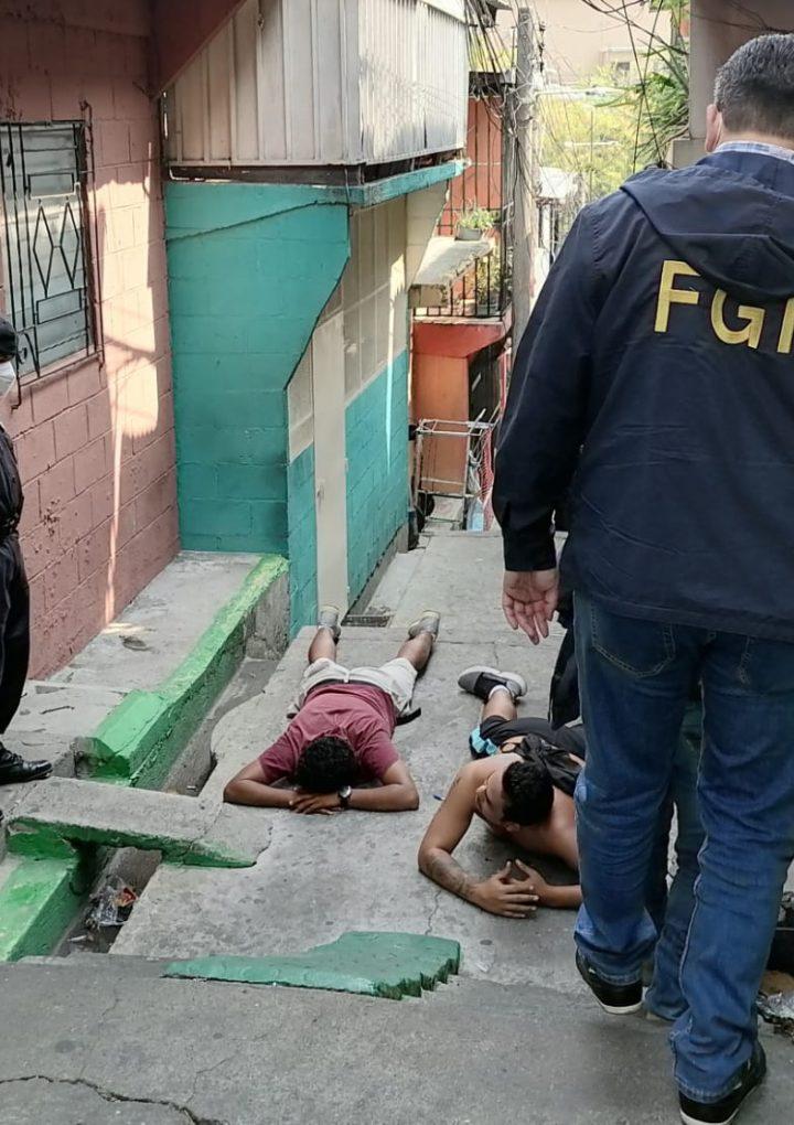 FGR incautó varias cantidades droga en la Tutunichapa 1