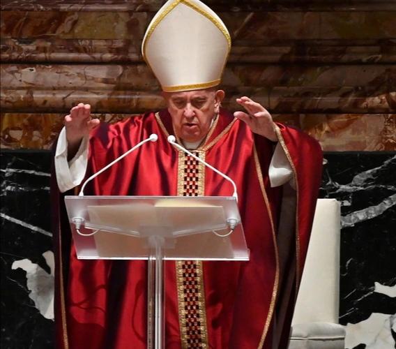 El Vaticano se prepara para la Pascua, nuevamente sin multitudes