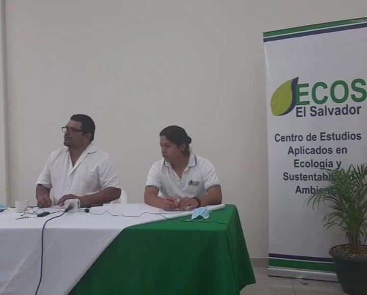 ECOS El Salvador insta al Gobierno, adoptar el Enfoque Multisectorial de la OMS: Una Sola Salud.
