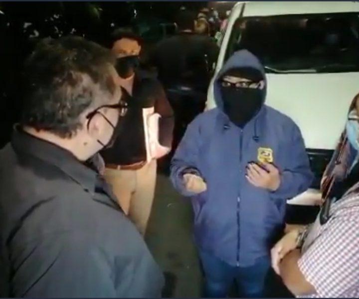 Realizaron reconstrucción del ataque contra militantes del FMLN