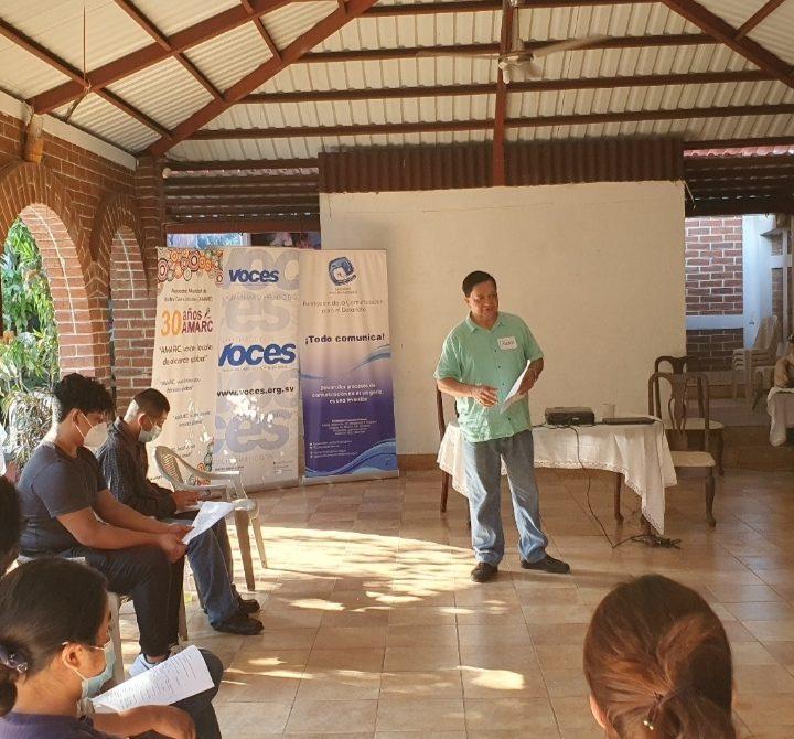 """""""Una comunidad que quiere a su radio sostiene a su radio"""", coordinador regional de la Asociación Mundial de Radios Comunitarias para América Latina y el Caribe"""