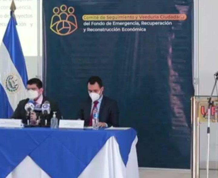 El Comité de Seguimiento y Veeduría Ciudadana presentó el cuarto informe sobre el uso de fondos para la pandemia