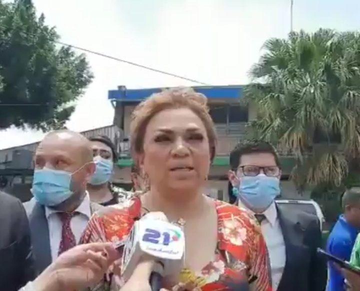 Nercy Montano, denunció obstaculización en proceso de traspaso del Concejo Municipal