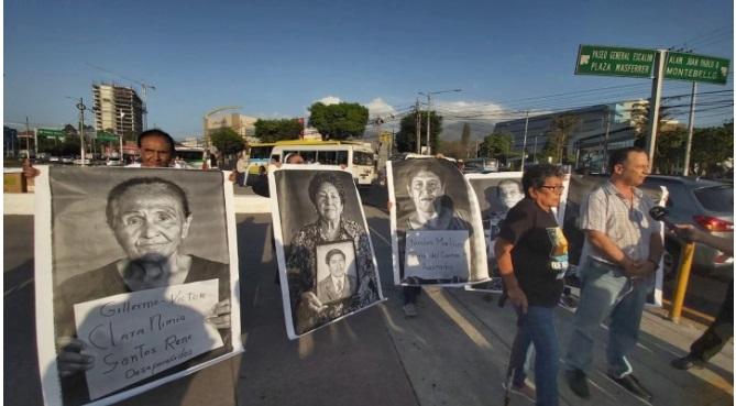El legado de las víctimas del conflicto armado salvadoreño