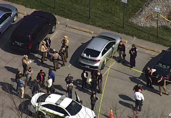 Otro tiroteo deja dos personas heridas en Maryland, EEUU