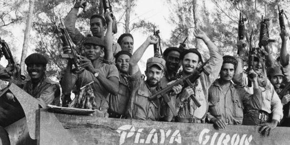 Playa Girón, aniversario 60 de la victoria cubana sobre la invasión mercenaria de Playa Girón