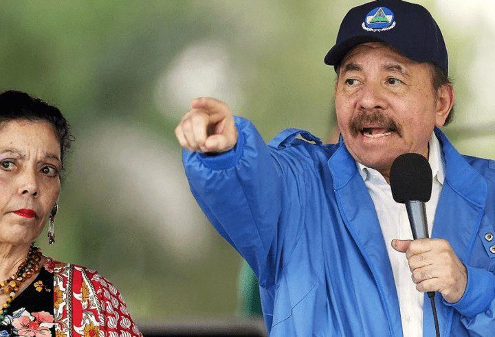 Ortega sigue reprendiendo a los periodistas
