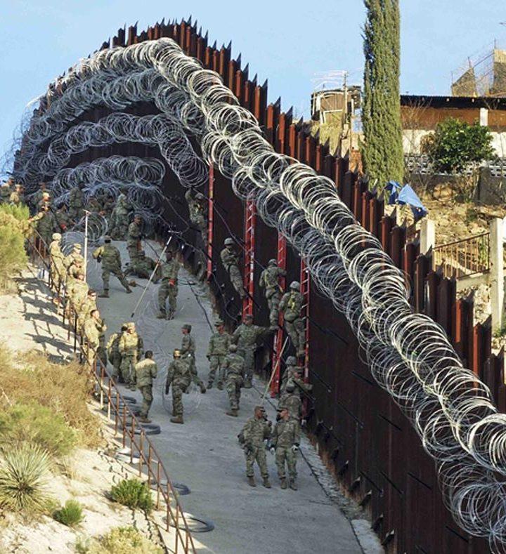México y Estados Unidos buscan solucionar problema migratorio en la frontera