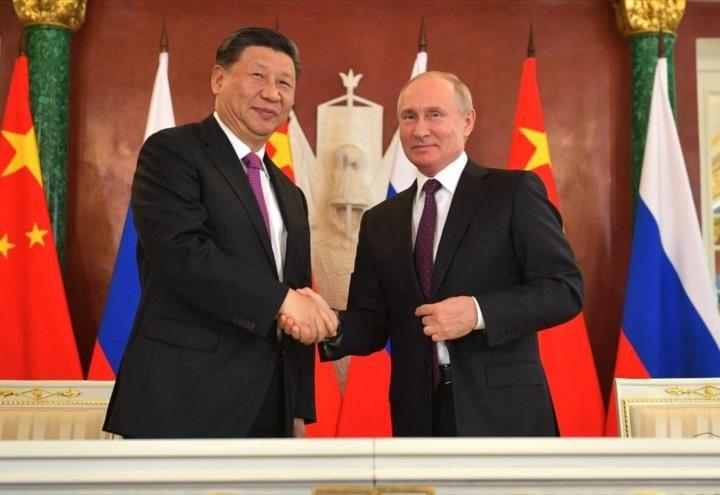 Rusia y China mejorar relaciones diplomáticas