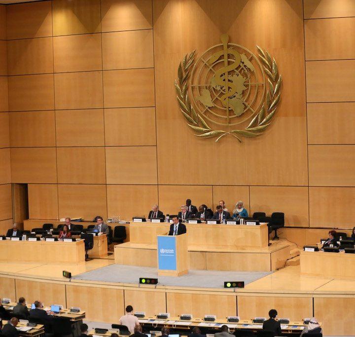 Países piden explicaciones a OMS por abusos sexuales
