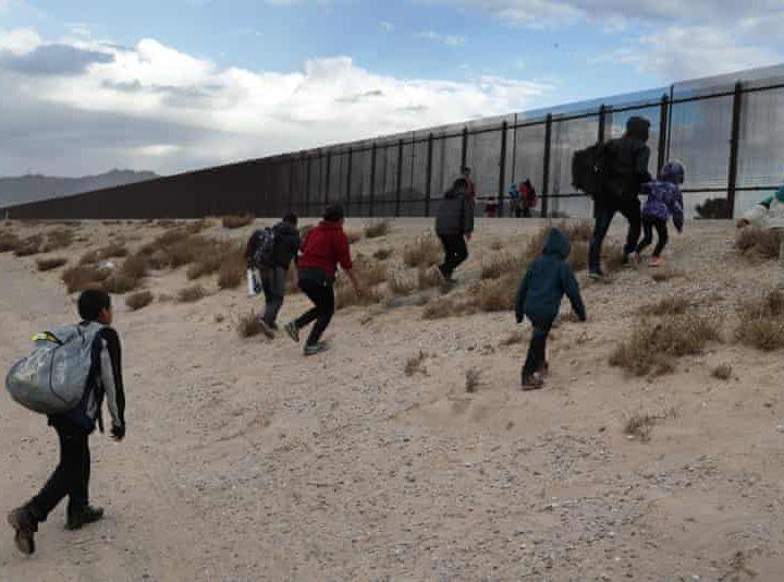 Abril es el mes con más detenciones en cuatro años de inmigrantes en frontera EEUU-México