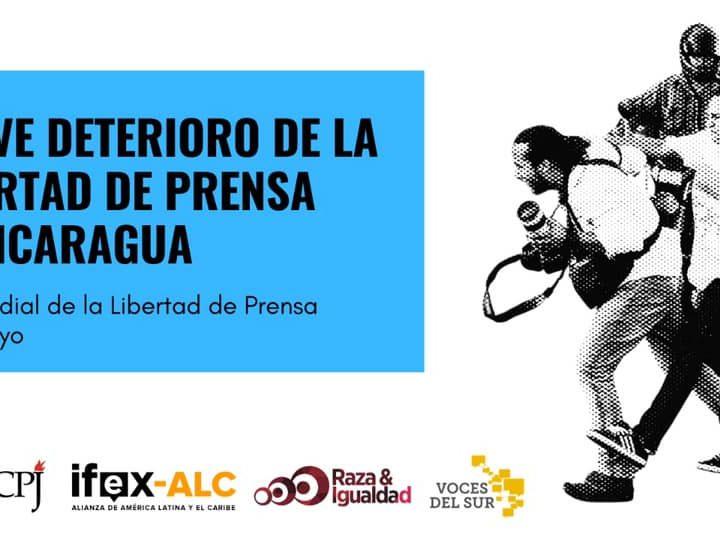 AMARC ALC denuncia deterioro de la libertad de prensa en Centroamérica