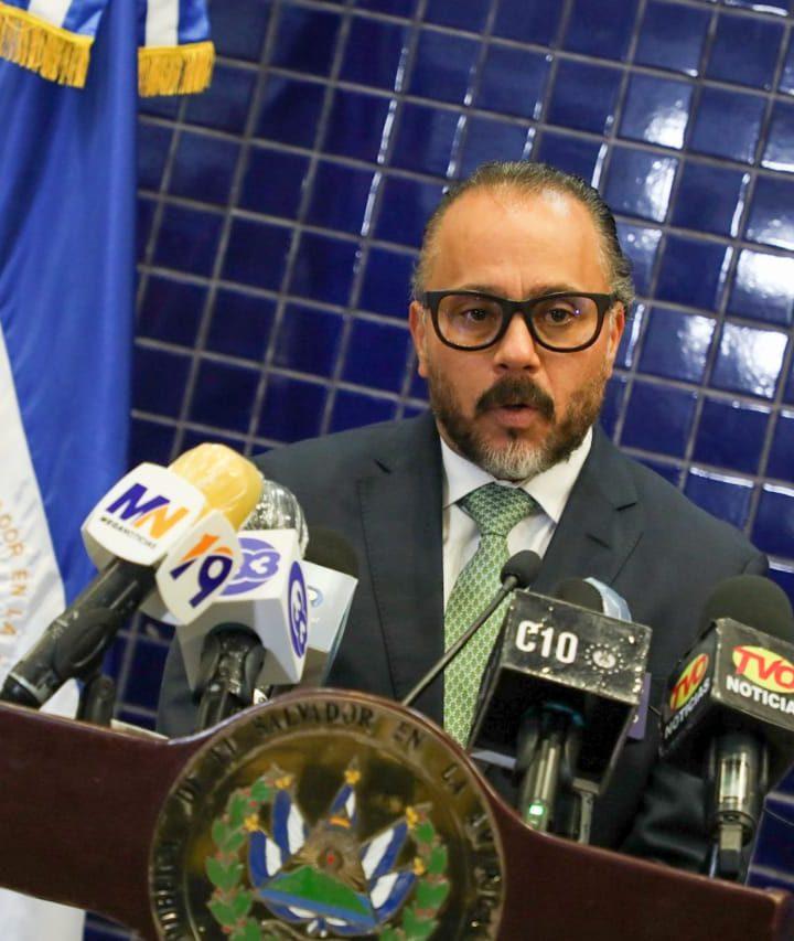 Presidente de Asamblea Legislativa anuncia ahorro de $7 millones