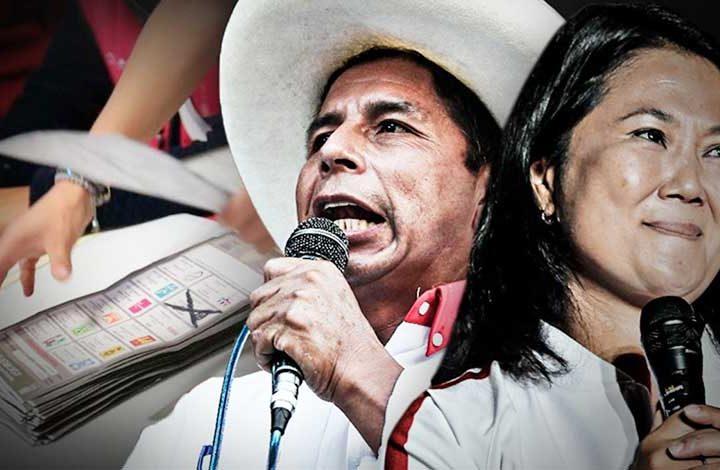 Aún sin resultados en Perú, tras segunda vuelta