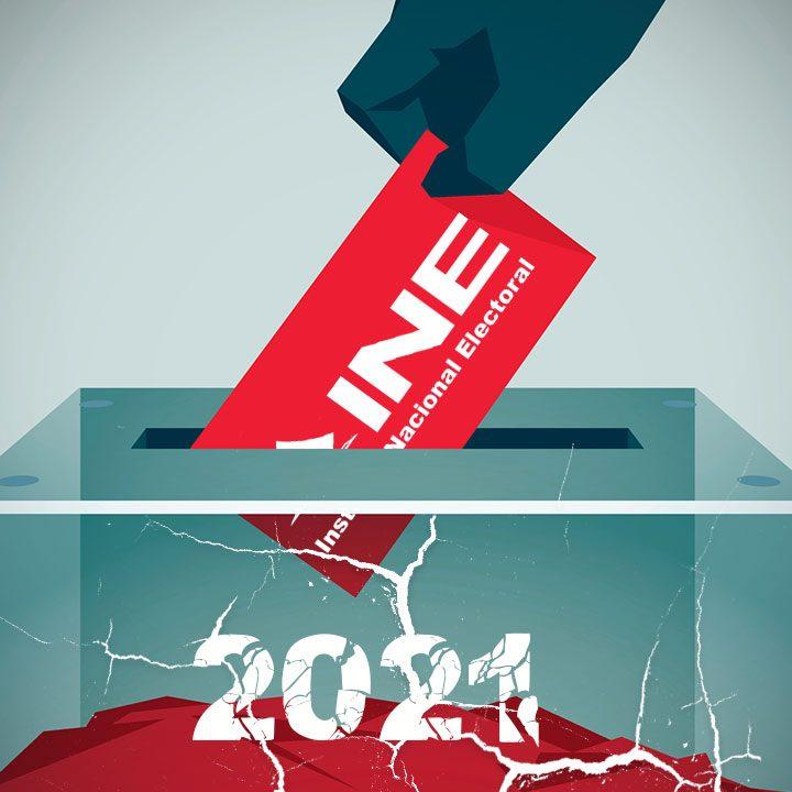 Violencia electoral permaneció durante elecciones en México