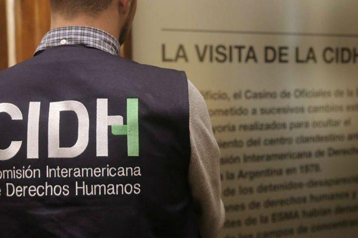 CIDH llega a Colombia para analizar la situación de violencia ocurrida