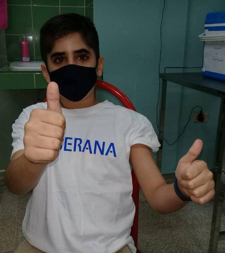 Cuba iniciará ensayo de vacunas Soberanas a niños
